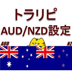 【FX】トラリピ AUD/NZD設定