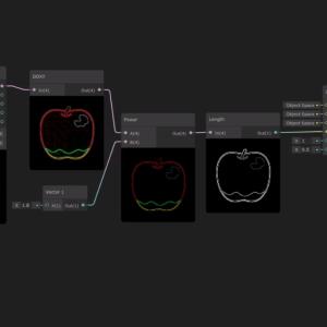 【Unity】ShaderGraphで画像のエッジを検出する