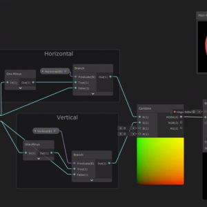 【Unity】ShaderGraphで画像の向きを反転させるシェーダーを作成する