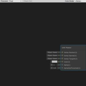 【Unity】ShaderGraphでプロパティパネルやプレビューパネルが消えた時の対処法