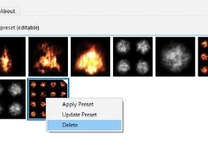 Filter Forge の使い方 その2 Presets機能について