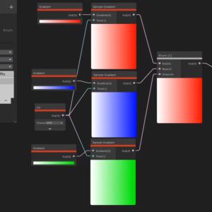【Unity】Keywordsを使用してShaderGraphでシェーダーバリアントを作成する
