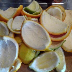 柑橘類のピール