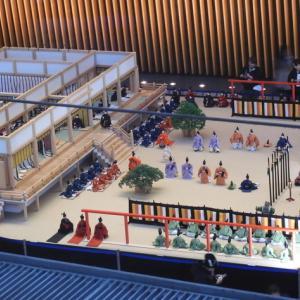 ジオラマで見る!  相撲の起源とは?