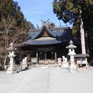 御室浅間神社で金運メタルカード守りをゲット!
