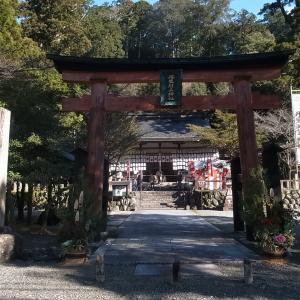 東吉野ログ生活67日目・初詣と基礎づくり