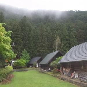 東吉野ログ生活118~9日目・雨の散歩とあれこれ