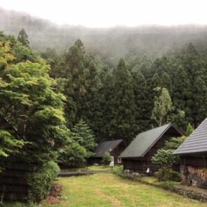 東吉野ログ生活137日目・雨の日は周辺探索などなど