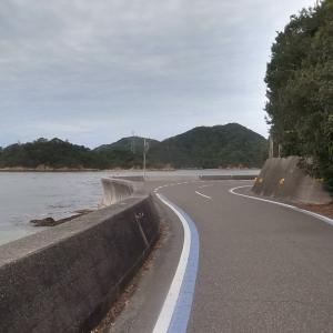 しまなみ海道・大島一周