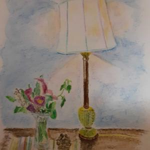 ヘルガさんのランプ 2