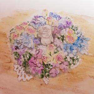♥️マリアの花さんのお花♥️