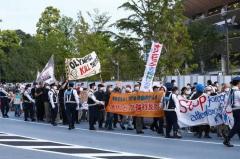 東京五輪中止デモが凄い事になっている!?