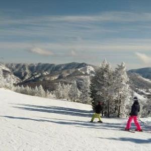 志賀高原スキー1日目