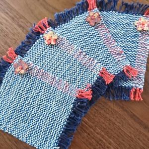 おうちで楽しめる「手織しおりのオンライン講座」は新しい受講生の方をお迎えしています