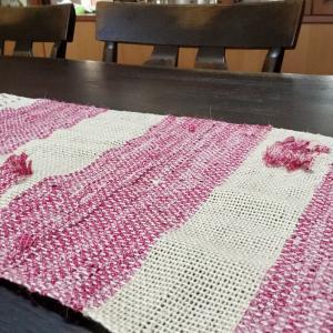 【大切なお知らせ】8月から手織しおりのオンライン講座に「裂織りコース」が加わります。