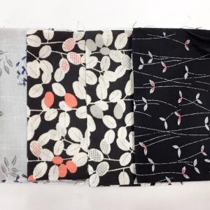 裂き織コース「パッチワーク用の布を裂織りに使えますか?」にお答えします。