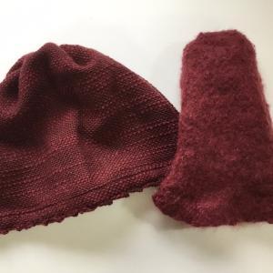 【試してみました】フェルト化した帽子をコンディショナーで戻そうとしましたが・・・