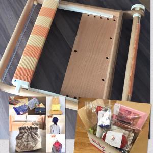 人生100年時代 手織りを始めてみませんか?織り機とのセット販売もスタートしました。