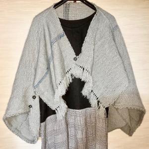 織った布を使える物の形にする・・・そして使って着て楽しむ・・・そこを大切にしたいです。