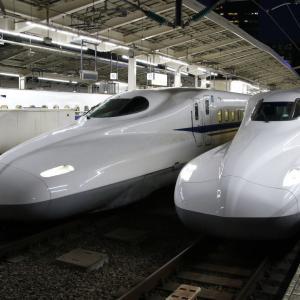 N700S初乗車  [7月2日その5]