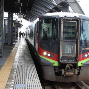 土佐くろしお鉄道の特急に乗る  [7月5日(月)その1]