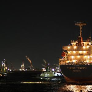 夜の名古屋港 散策の2