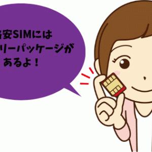 【疑問】格安SIMのエントリーパッケージを使うとなぜ安くなるの?