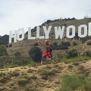 大絶景ロサンゼルスハイキングツアー(ハリウッド裏ハイキング)