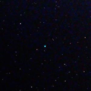 「木星状星雲NGC3242」の撮影 2020年1月12日(機材:ミニボーグ67FL、7108、E-PL5、ポラリエ)
