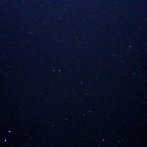 「おとめ座銀河団M58・M59・M60・M87・M89・M90」の撮影 2020年1月22日(機材:コ・ボーグ36ED、スリムフラットナー1.1×DG、E-PL5、ポラリエ)