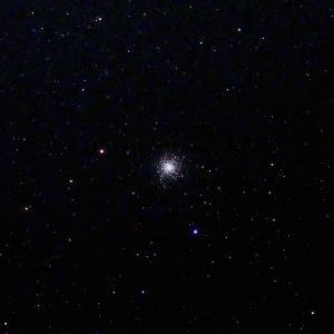 「球状星団M13」の撮影 2020年2月2日(機材:コ・ボーグ36ED、スリムフラットナー1.1×DG、E-PL5、ポラリエ)