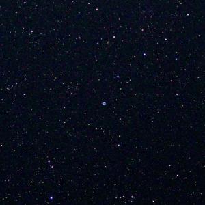 「リング星雲M57」の撮影 2020年3月6日(機材:コ・ボーグ36ED、スリムフラットナー1.1×DG、E-PL5、ポラリエ)