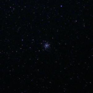「球状星団M12」の撮影 2020年3月6日(機材:コ・ボーグ36ED、スリムフラットナー1.1×DG、E-PL5、ポラリエ)