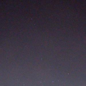 「(C/2020 F3)ネオワイズ彗星」の撮影【速報!】 2020年8月1日(BORG50F2.8、M42ヘリコイドS、E-PL5、ポラリエ)