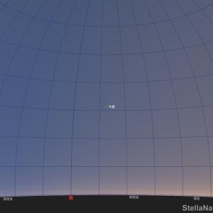 「ガリレオ衛星のエウロパ と ガニメデ が接近!」2020年11月9日 16:50~17:20頃!