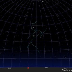 「しし座流星群が極大!」2020年11月17日20時頃です!(見頃は 11月18日未明~明け方)