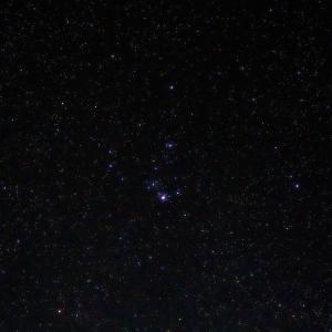 「クリスマスツリー星団NGC2264」の撮影 2020年11月15日(機材:コ・ボーグ36ED、スリムフラットナー1.1×DG、E-PL5、ポラリエ)