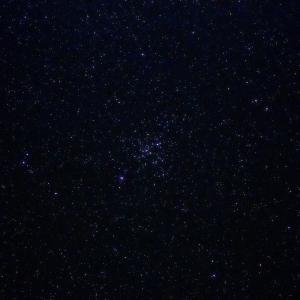 「散開星団M41」の撮影 2020年11月15日(機材:コ・ボーグ36ED、スリムフラットナー1.1×DG、E-PL5、ポラリエ)