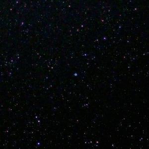 「リング星雲M57」の撮影 2021年3月18日(機材:コ・ボーグ36ED、スリムフラットナー1.1×DG、E-PL5、ポラリエ)