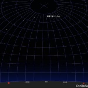 「国際宇宙ステーションISS・きぼう」が明日(2021年5月14日)、見頃となります!