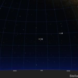 「ガリレオ衛星の ガニメデ と カリスト が接近!」2021年9月10日(金)です!