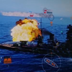 軍艦 戦闘ゲーム world of warships