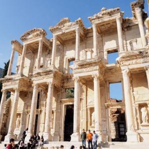 【トルコ観光】クレオパトラも滞在!エフェソス遺跡を歩いてみた!【2019年版】