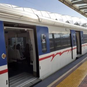 【電車移動】トルコのセルチュク(エフェソス)からイズミルへ!【2019年版】