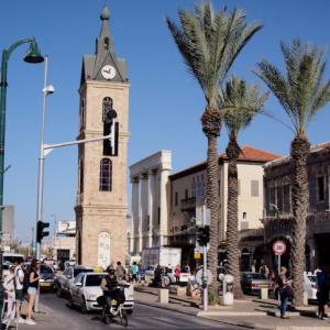 【イスラエル】首都テルアビブでブラブラ観光。物価高過ぎて困った!