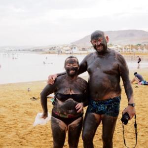 【無料ビーチ】意外と知られてない!エルサレムから死海へのお得な行き方!