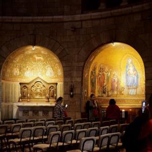 【最後の晩餐の部屋/鶏鳴教会】旧市街の外も面白い!?エルサレムの穴場を紹介!
