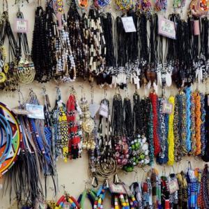 【マサイマーケット】ナイロビのお土産探しが楽しい!貴重品は要注意【凶悪都市】