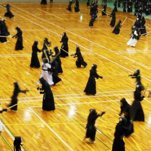 スポーツの秋が終わって…剣道の試合。反省と審判の判定と…