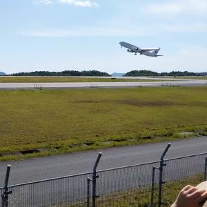 飛行場が目の前!広島県中央森林公園&八天堂カフェリエに行ってきた!
